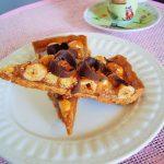 Tart sa lešnicima i karamelom