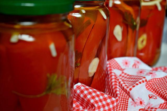 fileti paprike za zimnicu
