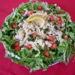 Salata od testenina sa tunjevinom