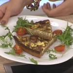 Ražani tart sa sirom i zeljem Nale Coolinarija