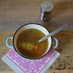 Juneca supa sa knedlama