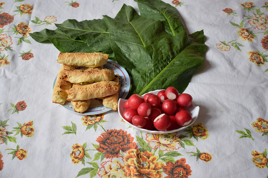 Kiflice od kora za pite