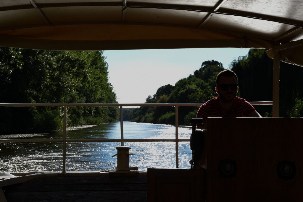 Plovidba Bačkim kanalom