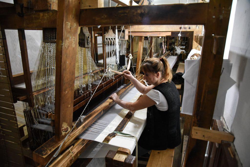 Pogon za proizvodnju damasta Bezdan