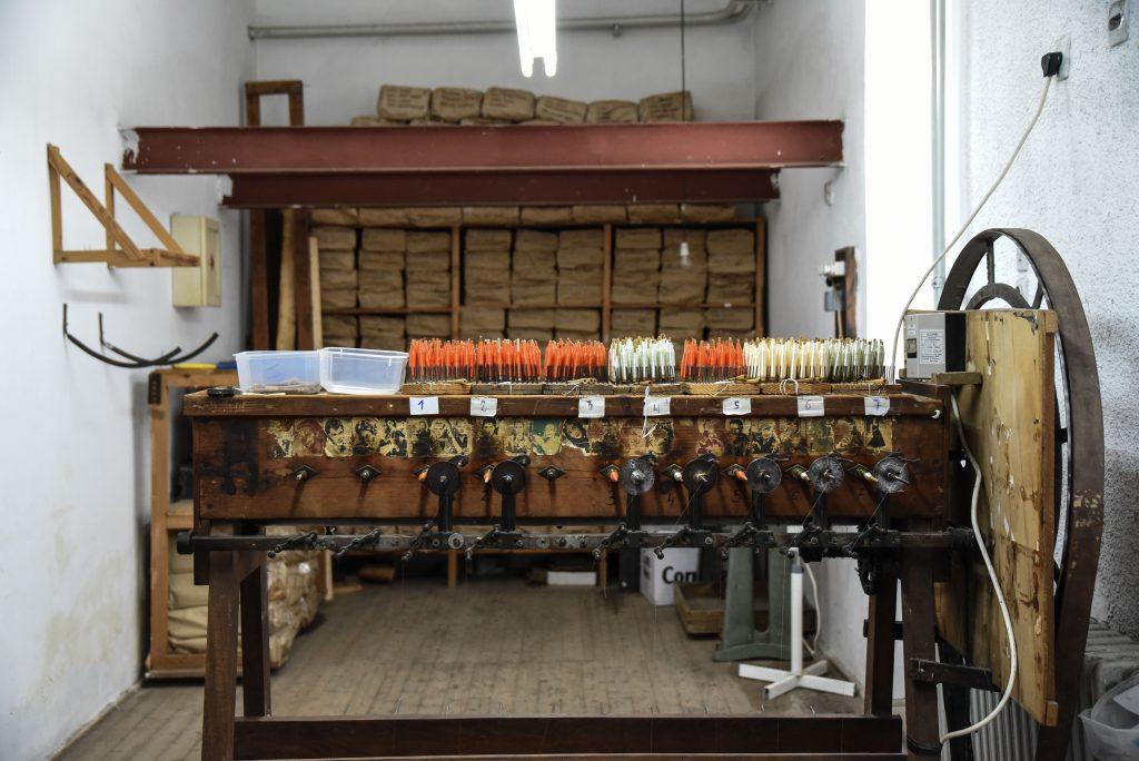 Proizvodnja damasta Srbija Vojvodina