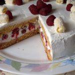 Torta sa malinama