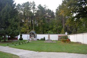 Manastir Ravanica -Vrdnik porta manastira