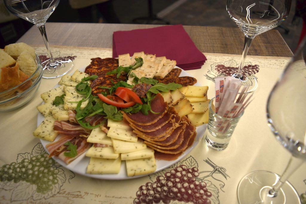 Vinarija Deurić degustacija vina i sireva