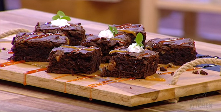 MR. KITCHEN – NAJBOLjI ČOKOLADNI KOLAČI BROWNIES (VIDEO RECEPT)
