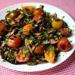 Salata sa grilovanim povrćem