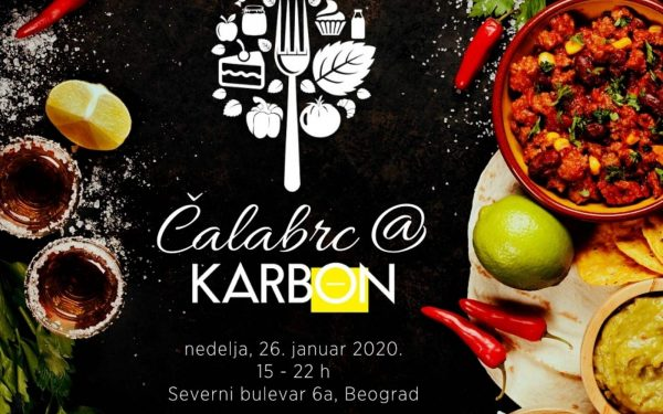 ČALABRC FOOD FEST U BEOGRADU