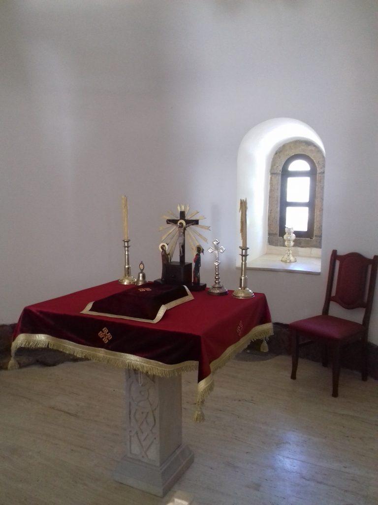 Hram despota Stefana Lazarevića unutrašnjost crkve