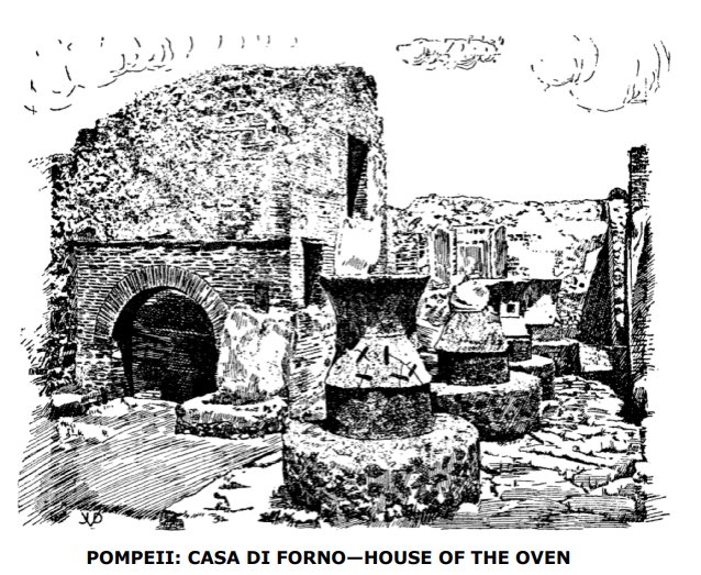 Kuhinja iz rimskog perioda