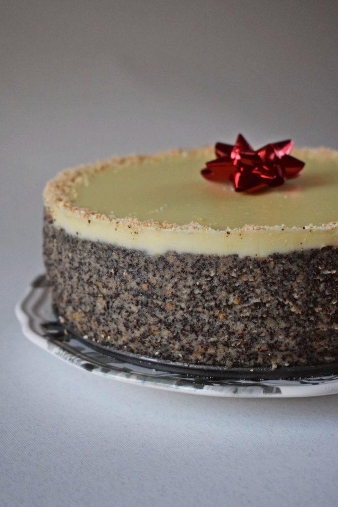 Plazma mak torta bez pecenja