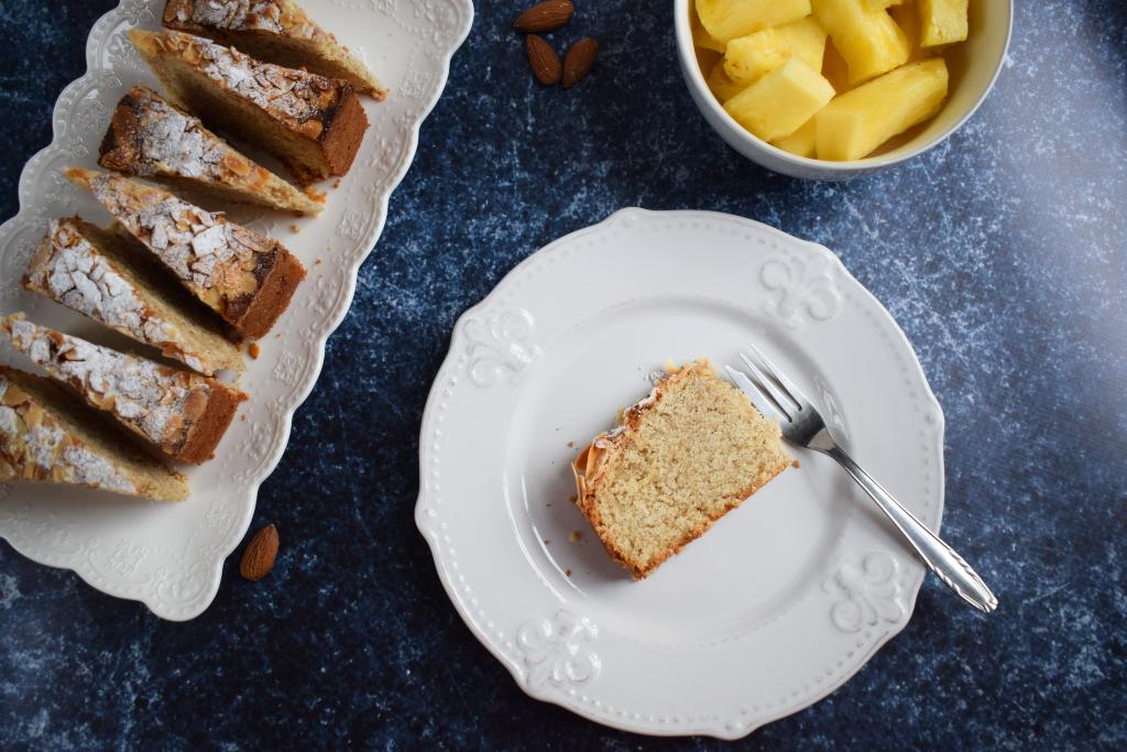 torta od bademovog brasna