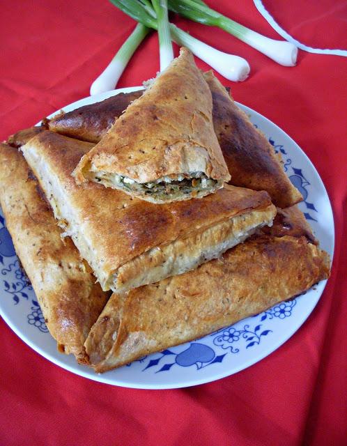 heljdina pita sa sirom i zeljem
