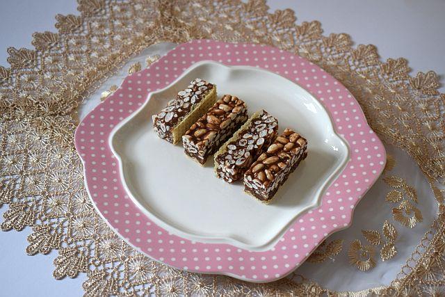 Štanglice od espandiranog pirinča posni kolači
