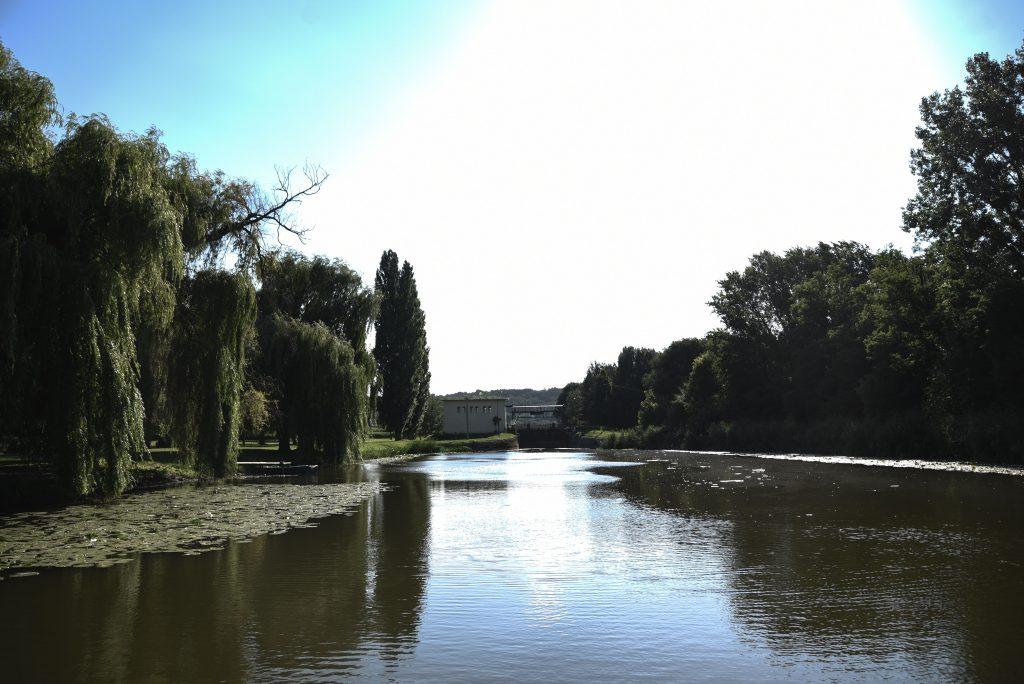 Šebešfok Bački kanal