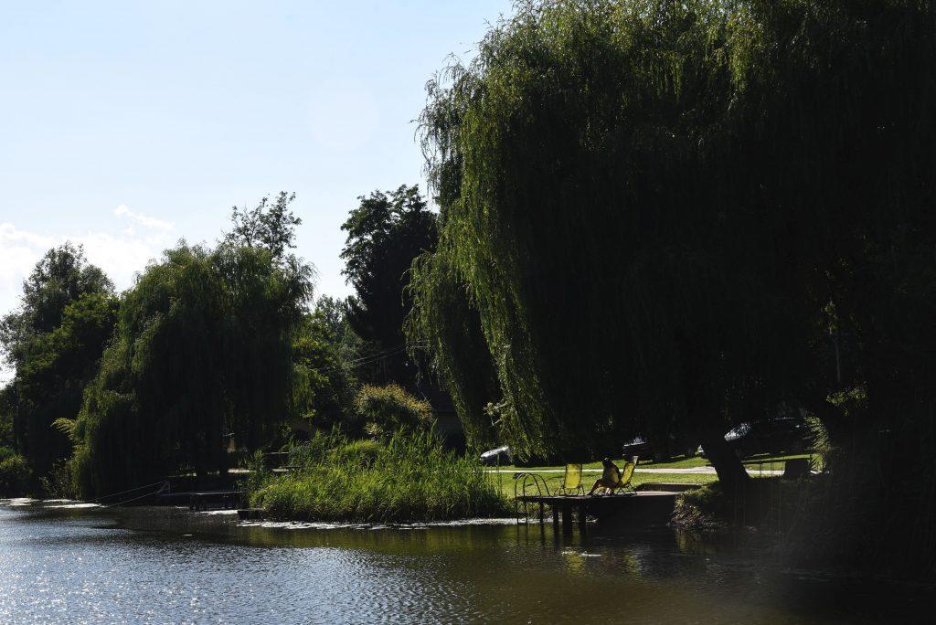Šebešfok plovidba kanalom