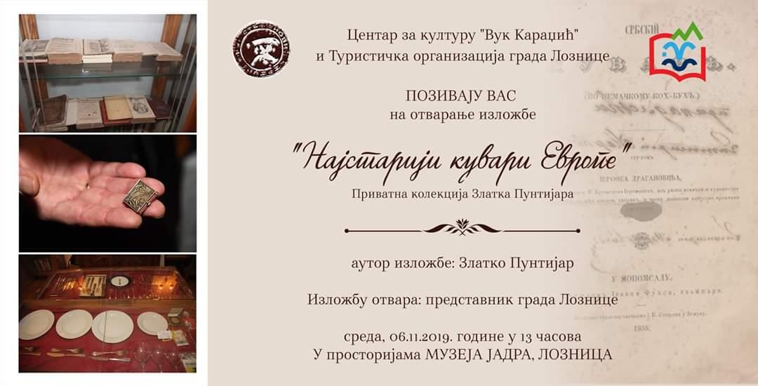Najstariji kuvari Evrope
