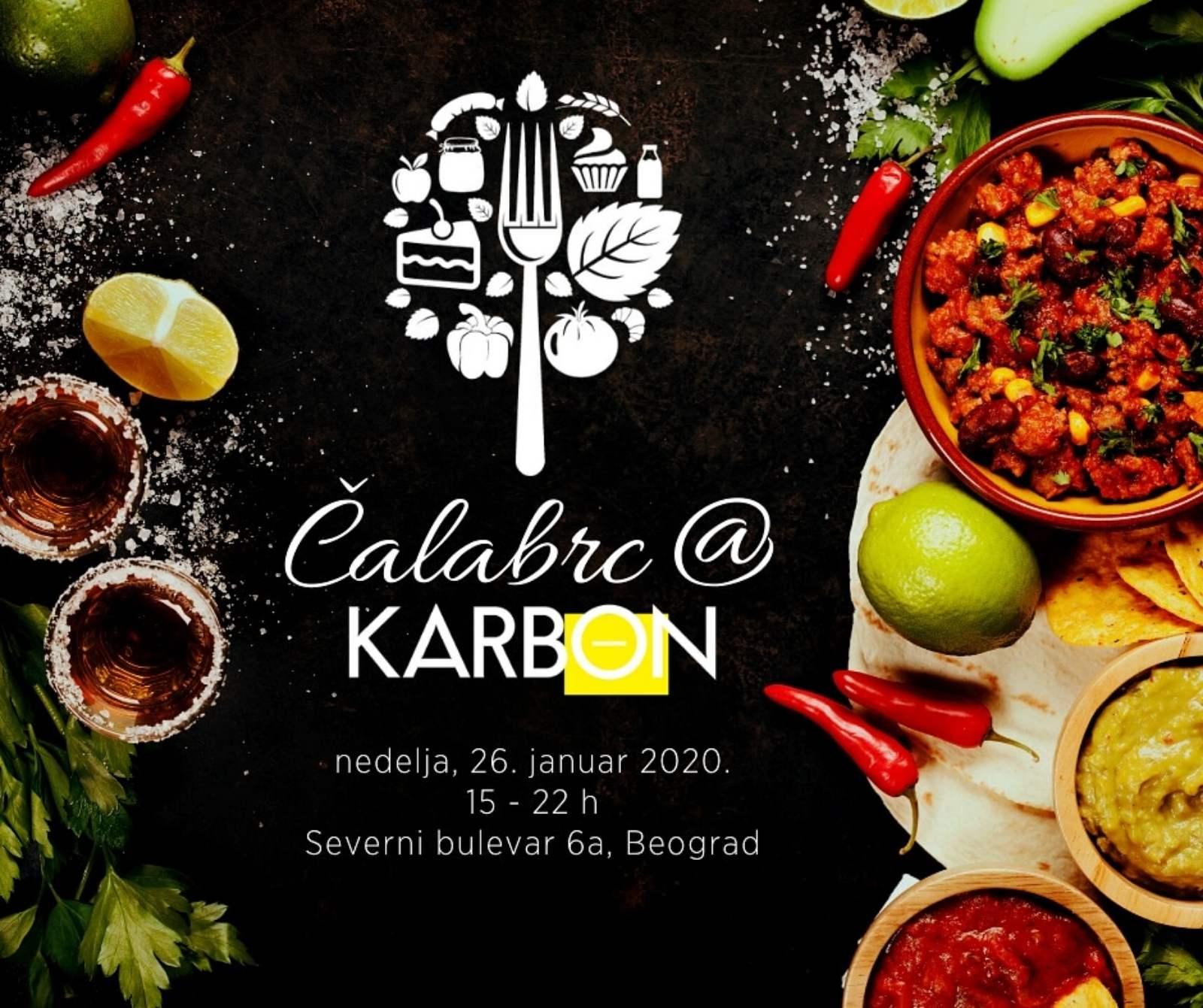 ČALABRC FOOD FEST U BEOGRADU