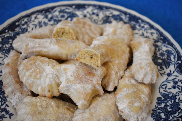 ŠAPICE – suvi kolači sa orasima
